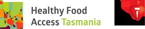 Healthy Food Access Tasmania Logo